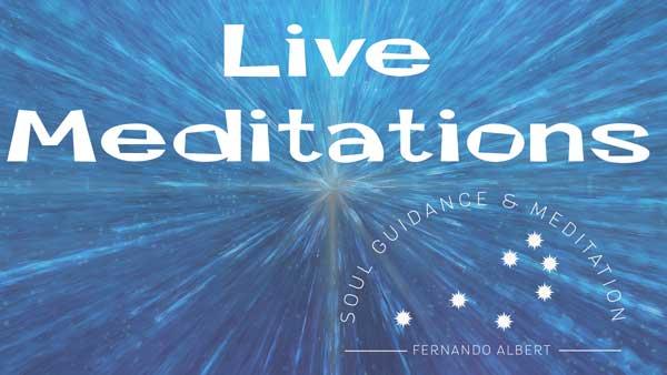 Live Meditations