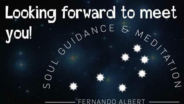 Fernando Albert is looking forward to meet with you.