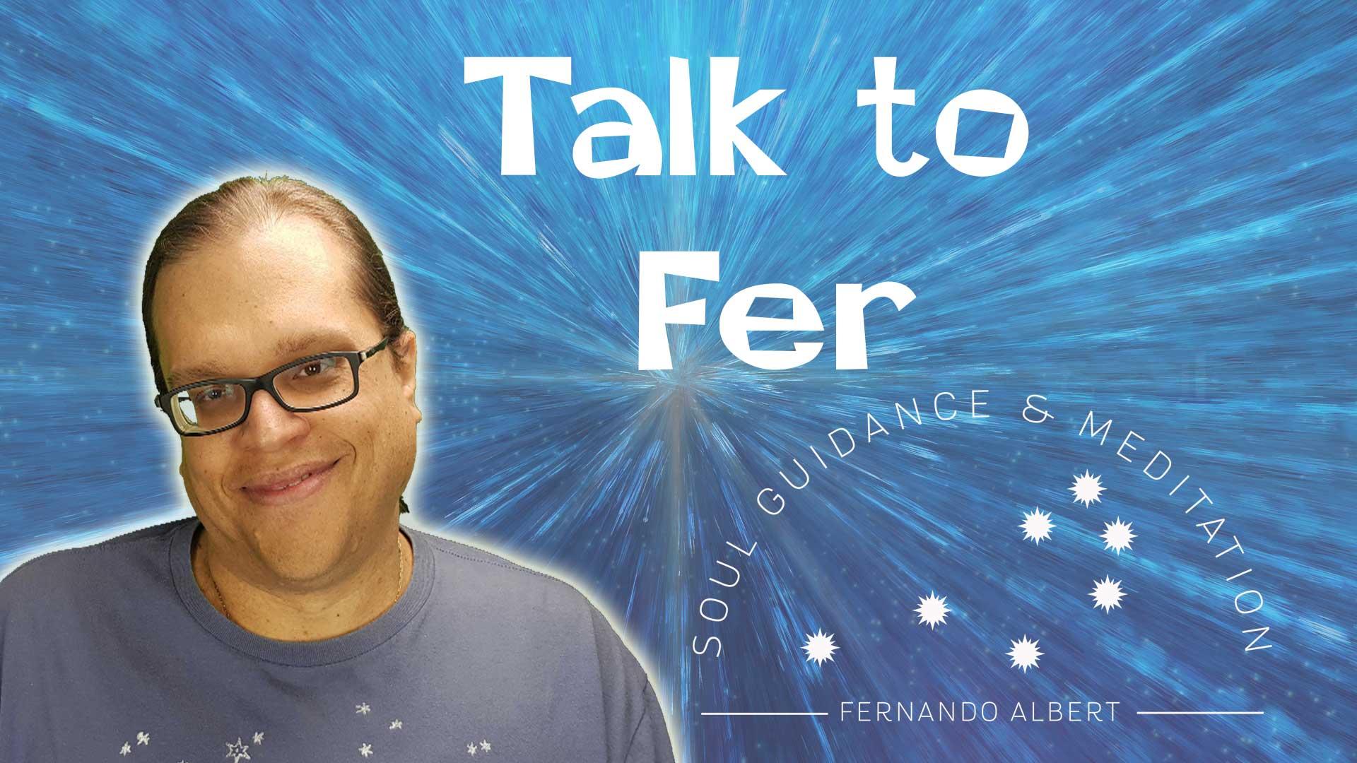 Talk to Fer: Coaching.